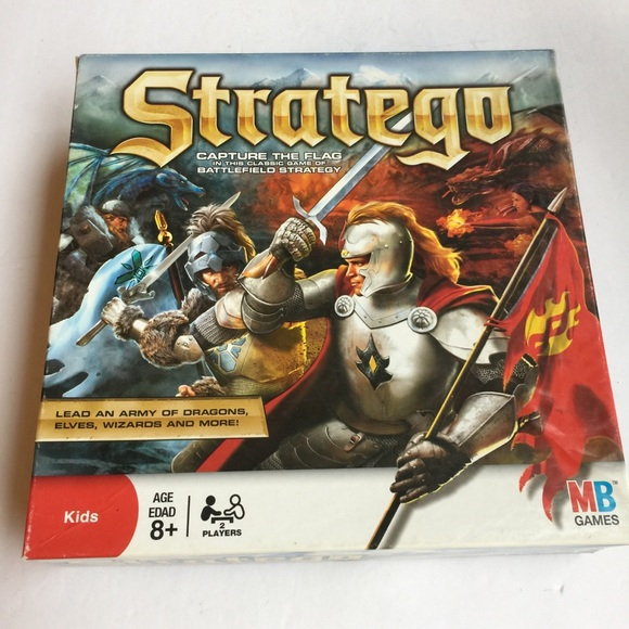 STRATEGY  CAPTURE THE FLAG BATTLEFIELD GAME
